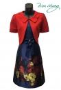 319-9003-春夏媽媽短禮服