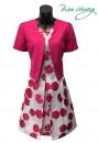 319-9005-春夏媽媽短禮服