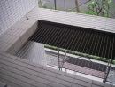 天井-隱形鐵窗