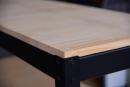 可力爾 小黑松木桌