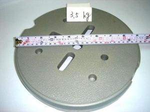 3KG銀膠座(W005) 商品售價 $ 100