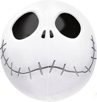 立體圓球: 萬聖鬼臉 (29027) 商品售價 $ 300