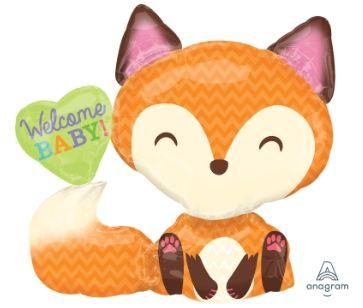 LRG: 狐狸寶寶 (71*63CM)(30850) 商品售價 $ 300