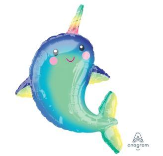 LRG: 快樂獨角鯨 (73*99CM)(38477) 商品售價 $ 300