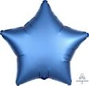 """18""""星型- 金屬奢華藍(36811) 商品售價 $ 130"""
