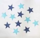 大星星吊串-深/淺藍 (X-11) 商品售價 $ 60