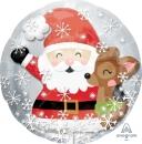 雙層球: 聖誕老人&鹿 (36090) 袋裝 商品售價 $ 400