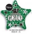 型號: 85334-18 18 吋 Grad Star 畢業綠星