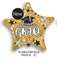 型號: 85333-18 18 吋 Grad Star 畢業金星