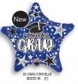 型號: 85335-18 18 吋 Grad Star 畢業藍星