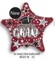 型號: 85337-18 18 吋 Grad Star 畢業酒紅星