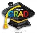 型號 : 85325-28 28吋 Congrats Grad Cap畢業帽