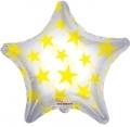型號:34387-22 22吋 Yellow Patterned Star (透明黃)