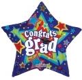 型號:85089-36 36吋 Stars Congrats Grad