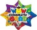 型號:85132-28 28吋 WOW Congrats Grad
