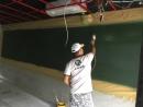 新店區 北新路  黑板漆 施工