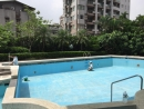 天母區 社區游泳池施工