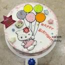 氣球Kitty(最小8吋)