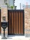 庭院日式門3