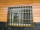 鋁管防盜窗2