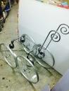 不銹鋼造型藝術架