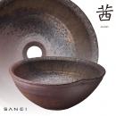 茜AKANE 手工陶盆 HW1023-020-210