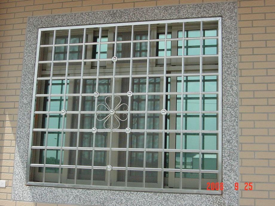 防盜窗設計安裝
