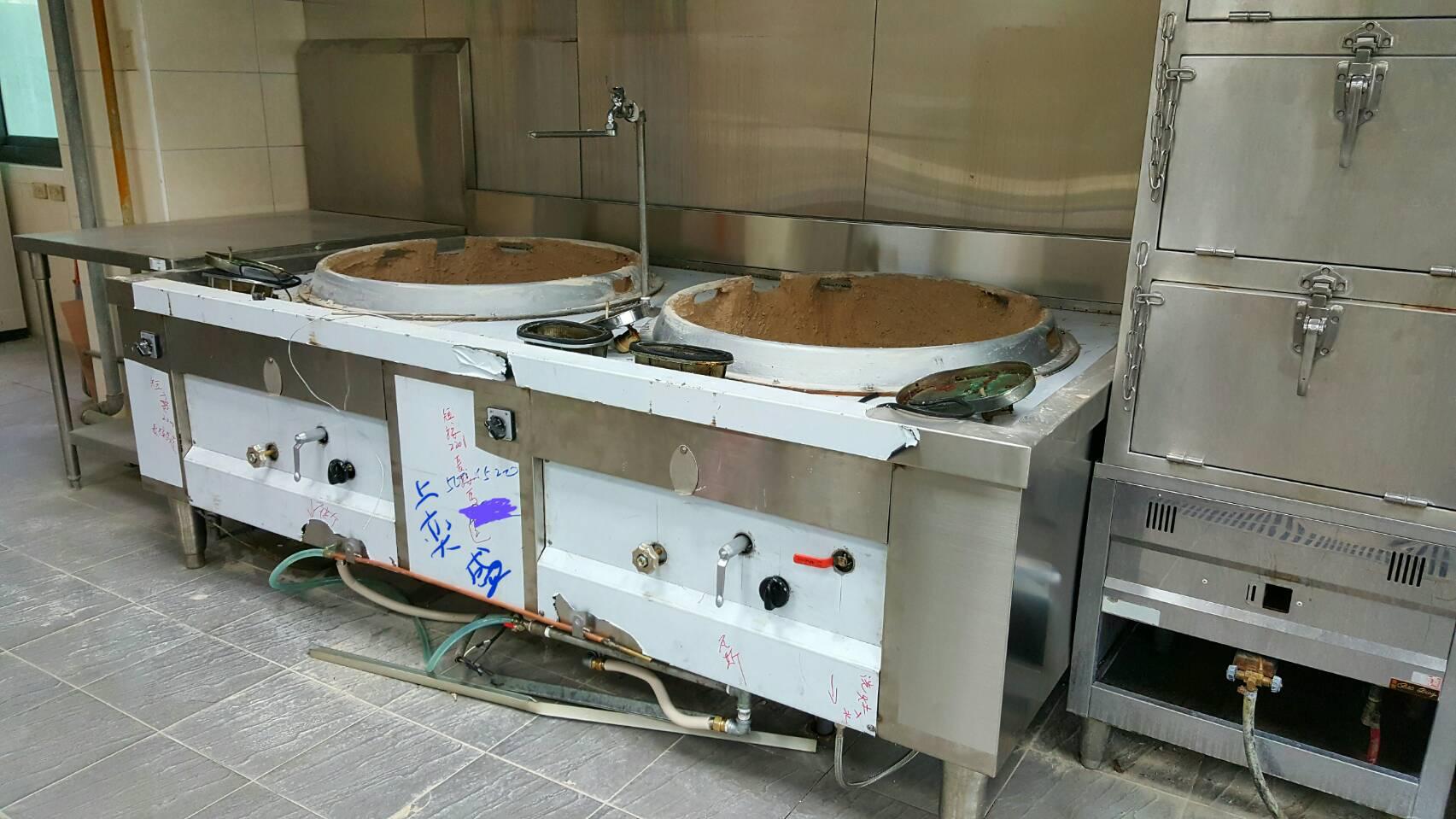 不銹鋼餐廳鼓風灶爐訂製