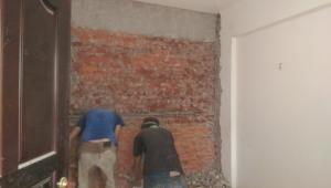 壁癌牆面施工 (2)
