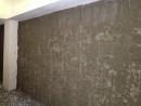 壁癌施工中---打除水泥粉刷層--1