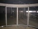 弧型玻璃自動門