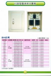 HS品型匯流排分電箱