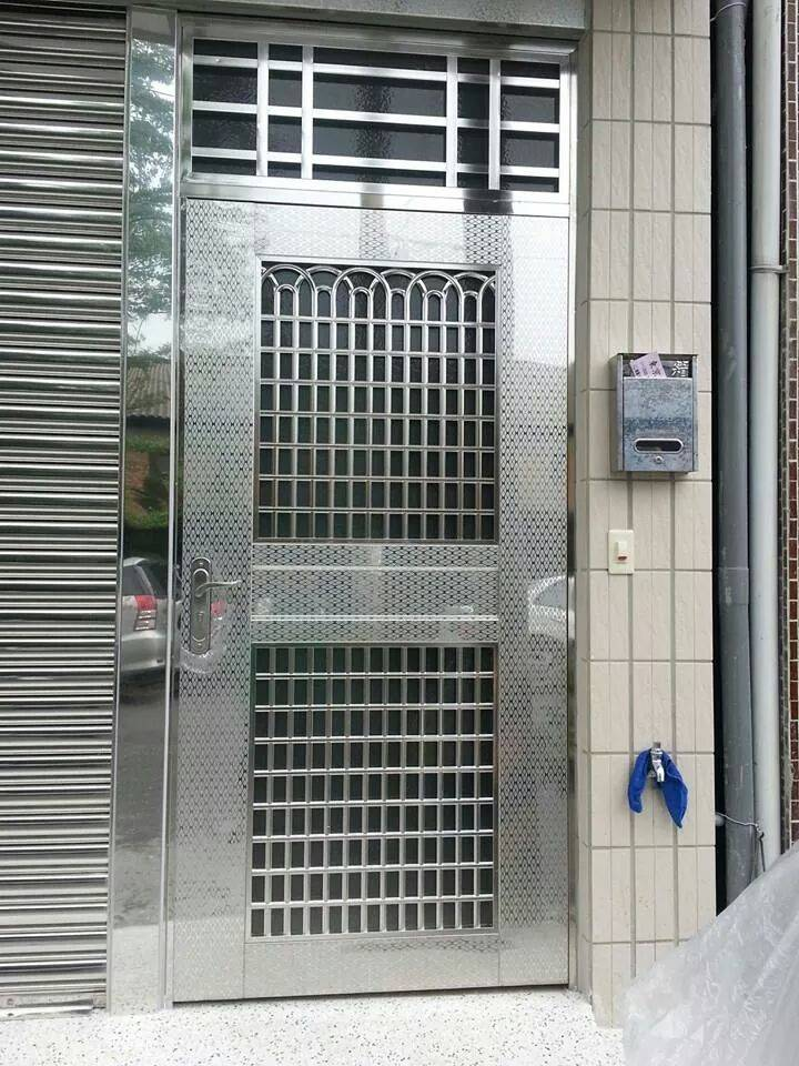 不銹鋼鐵門.JPG
