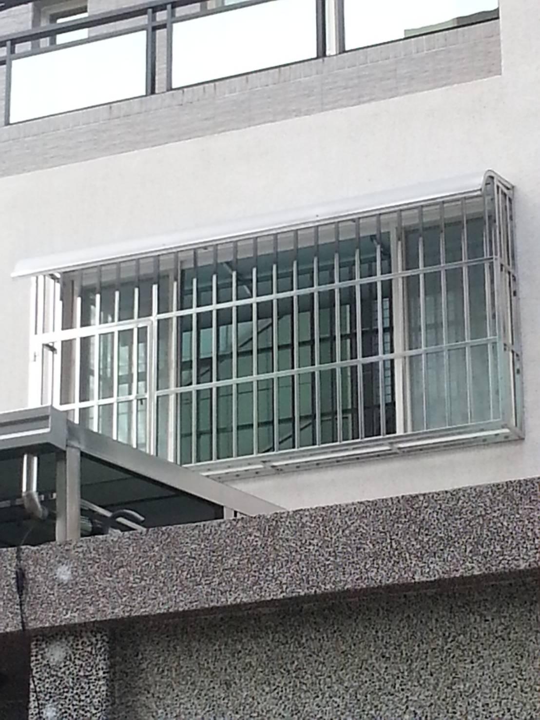 不銹鋼鐵窗