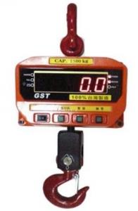 3.GST電子吊秤