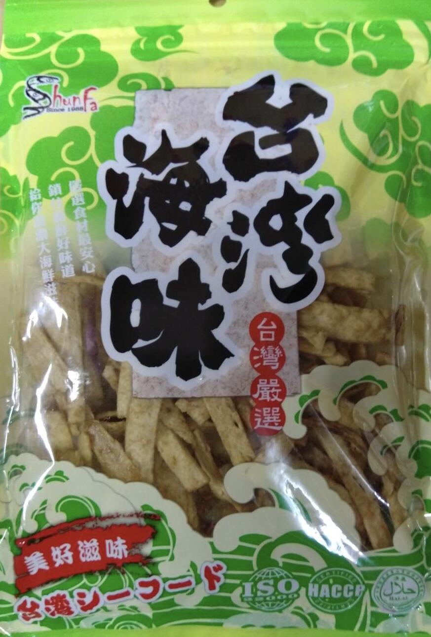 七星海味片-柴魚鱈魚味