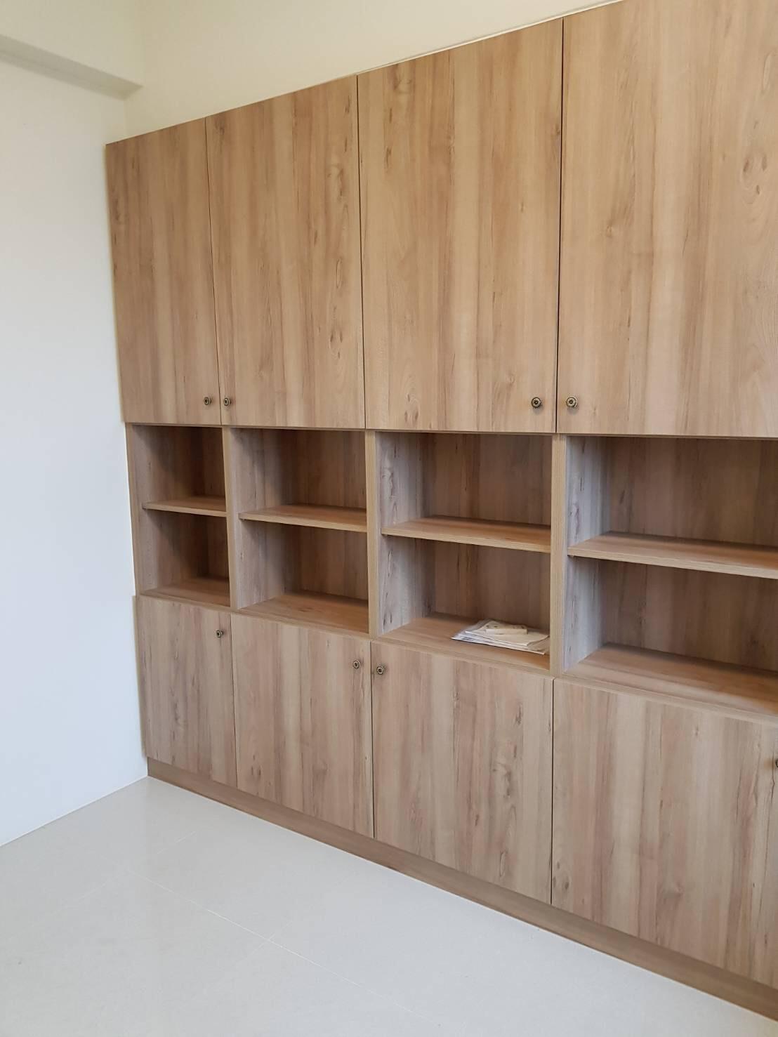 系統書櫃設計
