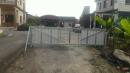 蕉園私人農路增設鐵柵門