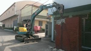 南良門面拆除工程