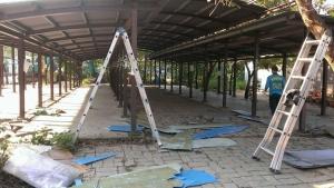 鐵皮屋拆除工程