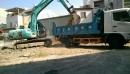 環福路基礎開挖