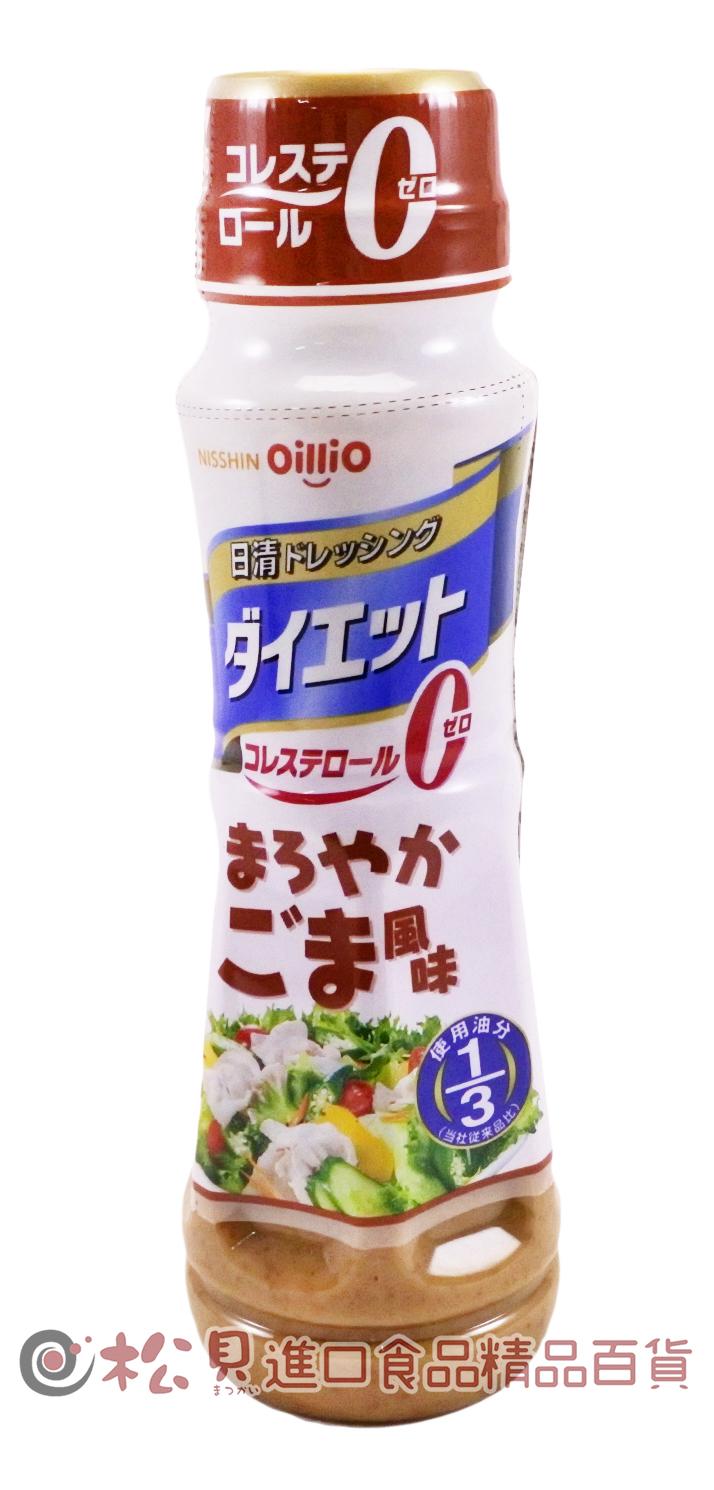 日清液狀芝麻沙拉醬185ml【4902380194378】.jpg