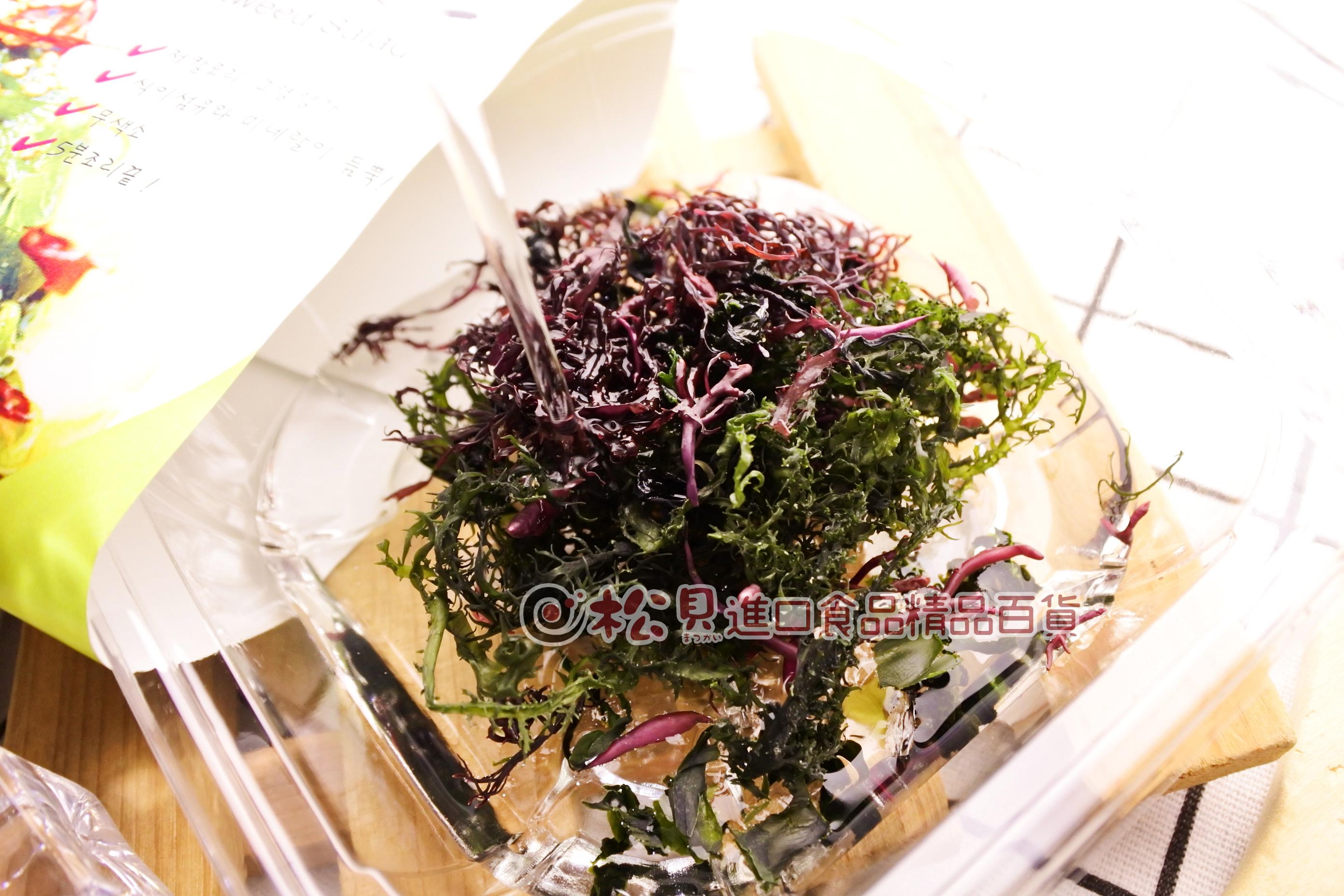 韓國海藻沙拉21g1.JPG
