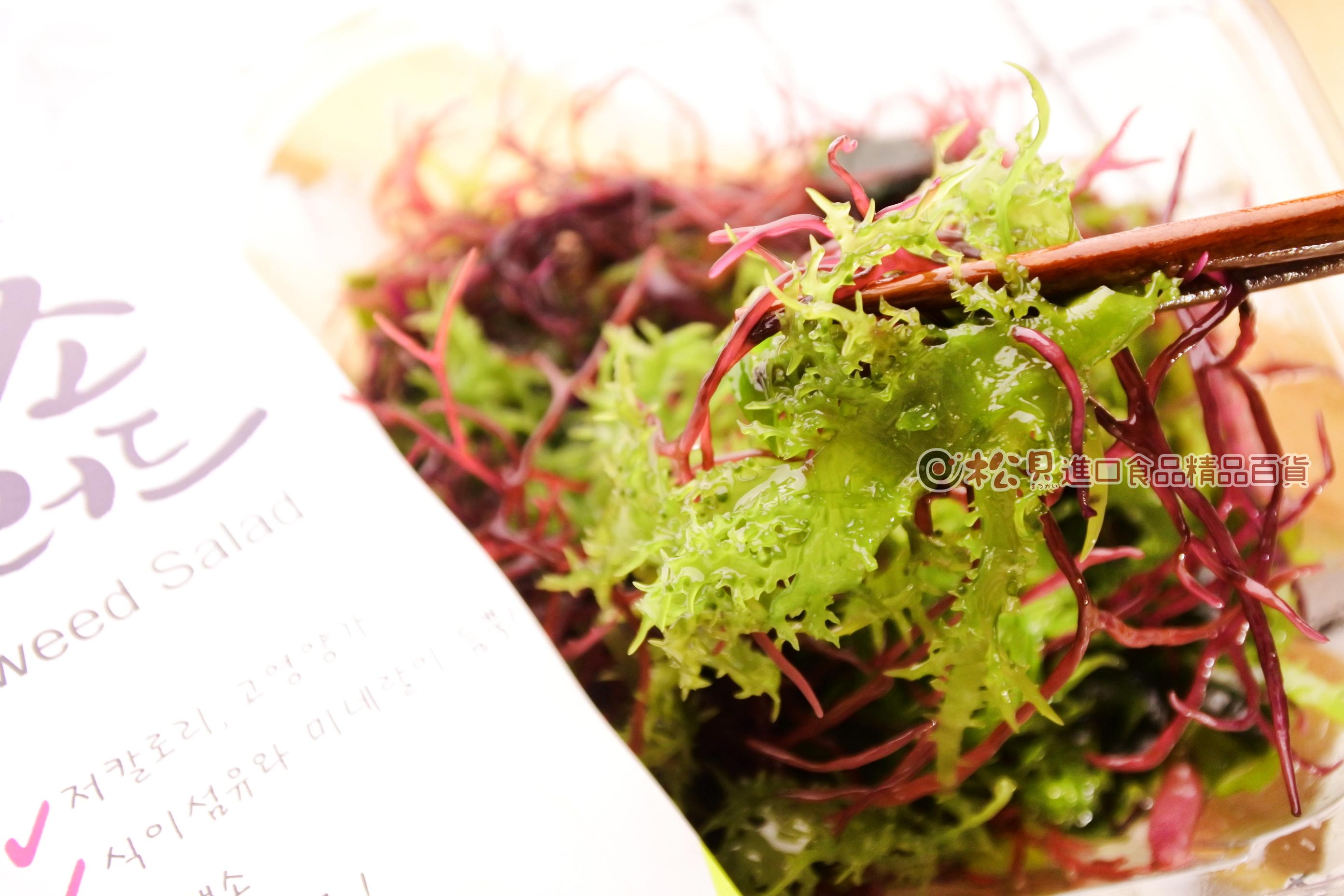 韓國海藻沙拉21g2.JPG