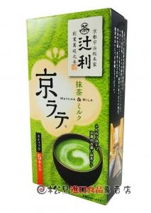 片岡牛奶抹茶粉5入70g【4901305410562】