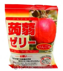 AS蒟蒻蘋果果凍216g【4902871051548】