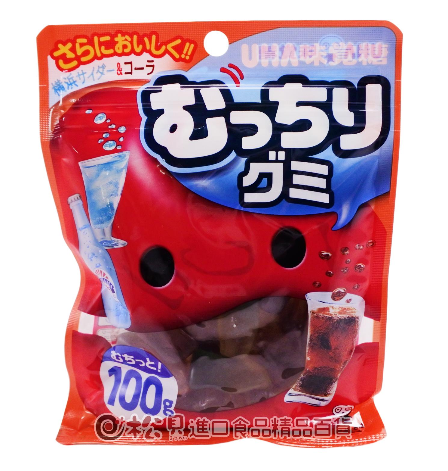 味覺可樂汽水軟糖100g【4902750672499】