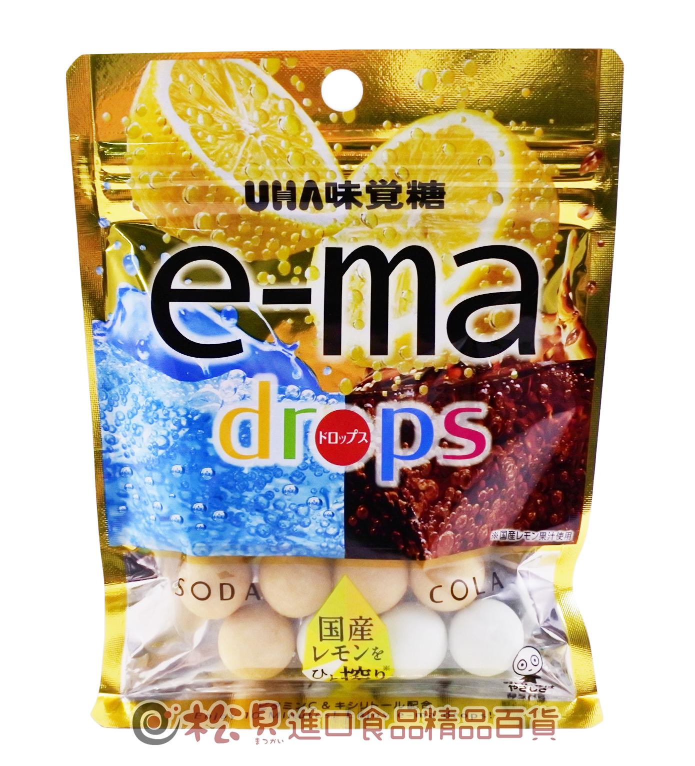 味覺e-ma喉糖汽水糖46g【4514062267562】