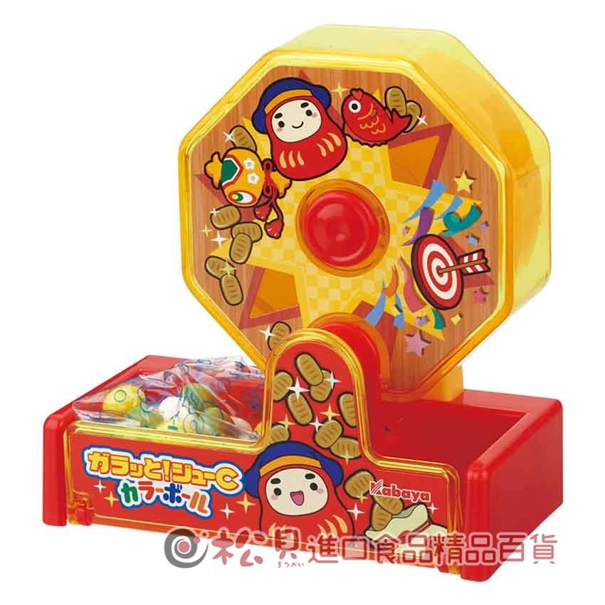 卡巴日本抽獎機造型糖果12g【49648119】