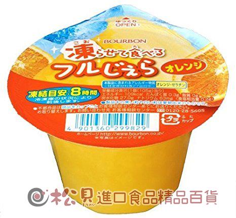 北日本柳橙小冰沙105g【4901360324316】